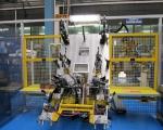 Welding robot Frame